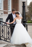 classic-ivory-wedding-dresses-with-big-bow-back-2