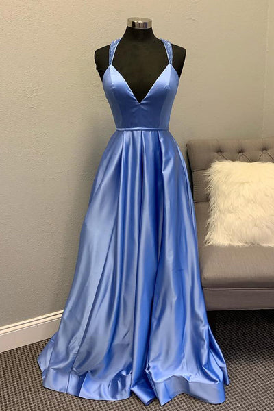 deep-neckline-satin-prom-gowns-with-beaded-x-back
