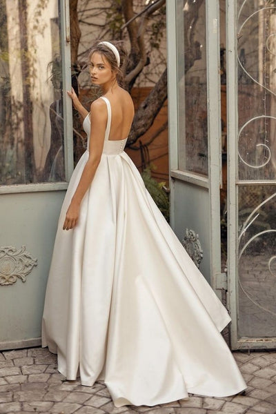 double-straps-satin-simple-bride-dress-wedding-2020