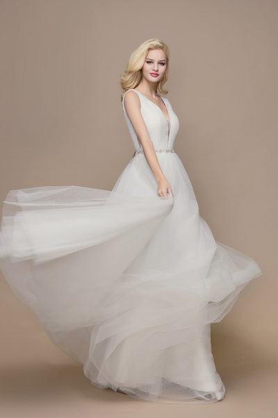 dreamed-tulle-bridal-dresses-with-jewelry-belt-2