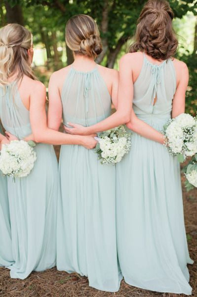 dusty-green-wedding-guests-dresses-long-chiffon-string-neckline