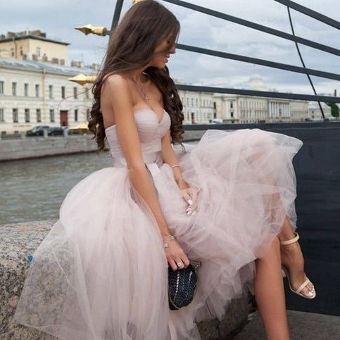 dusty-pink-tulle-homecoming-dresses-season-sweetheart-dance-gown-1