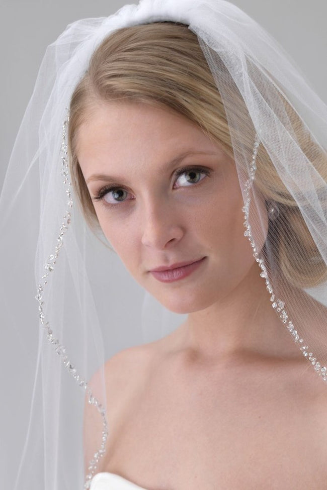 elbow-length-beaded-crystal-wedding-veil-1-layer-in-ivory-1