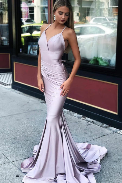 elegant-mermaid-evening-dresses-with-ruching-details