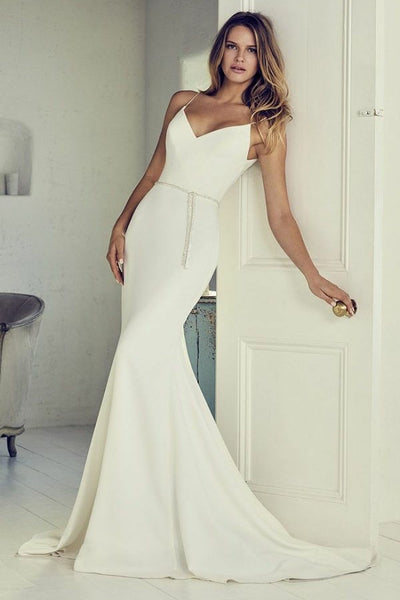 fine-satin-mermaid-wedding-gown-with-spaghetti-straps