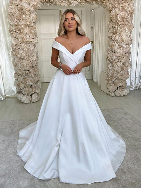 fold-off-the-shoulder-satin-wedding-gowns-2020-2