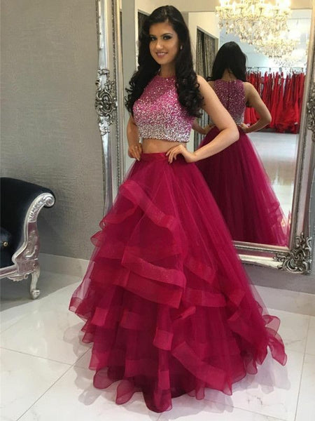 fuchsia-ruffles-two-piece-crystals-prom-dress-online-1