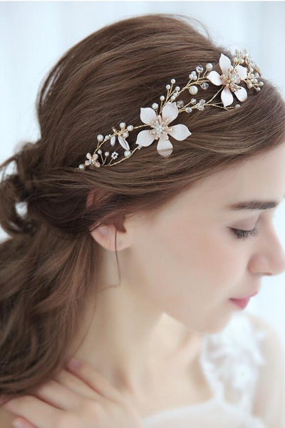 gold-flower-wedding-headdress-bridal-wedding-hair-accessories