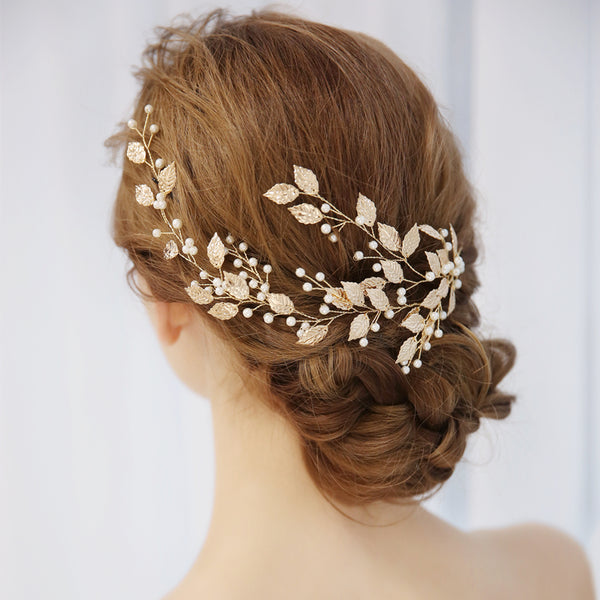 gold-wedding-hair-clip-accessories-leaf-and-pearls-bridal-headpiece-3