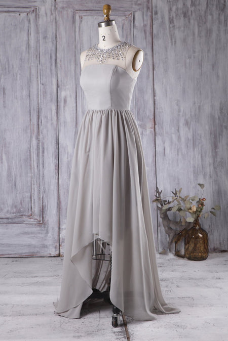 British Style Long Sleeves Wedding Dress Satin Train brautkleider