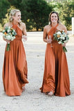 halter-ginger-bridesmaid-dresses-long-chiffon-skirt-1