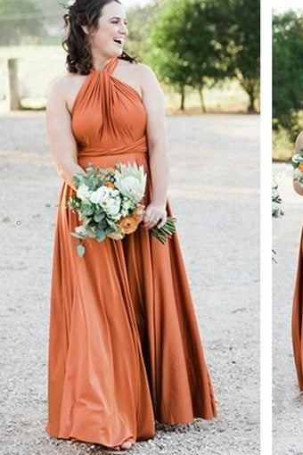 halter-ginger-bridesmaid-dresses-long-chiffon-skirt-2