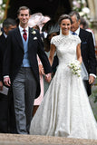 high-neck-vintage-lace-church-wedding-gown-with-cap-sleeves-1