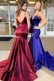 hugging-bodice-backless-evening-gown-with-thin-straps