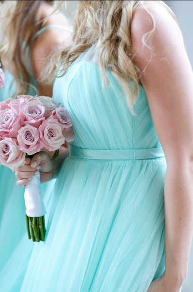 illusion-halter-tulle-turquoise-bridesmaid-dresses-for-beach-weddings-1