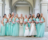 illusion-halter-tulle-turquoise-bridesmaid-dresses-for-beach-weddings-2