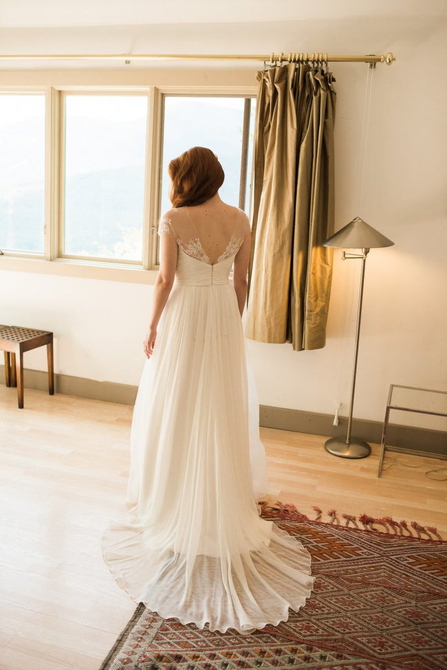 chiffon-rustic-wedding-dress