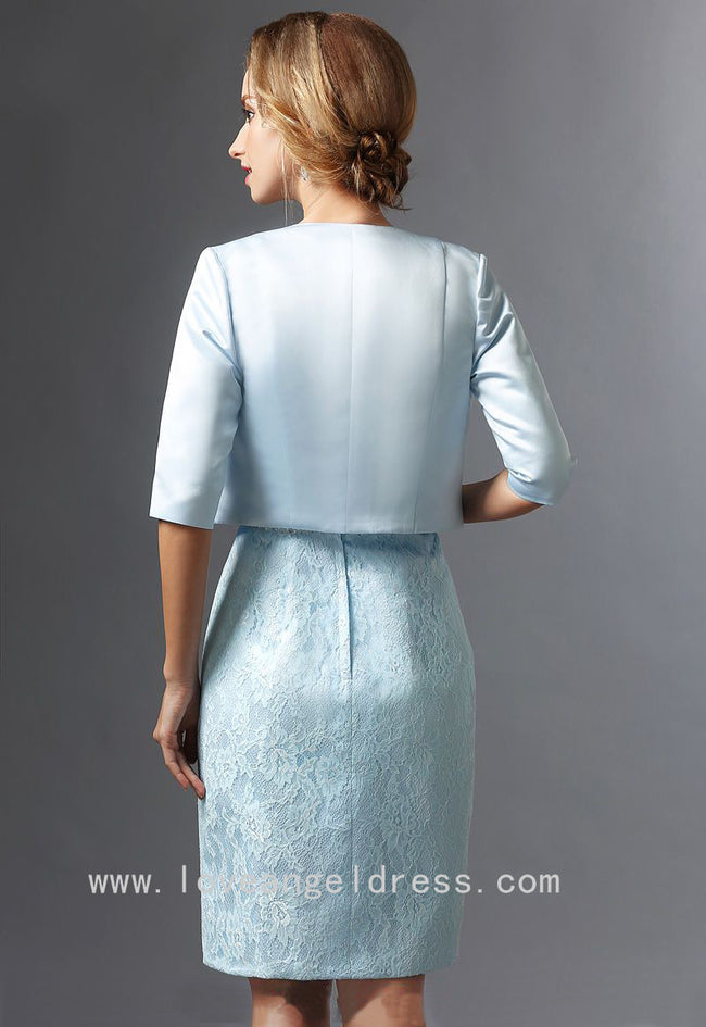 knee-length-light-blue-lace-bride-mother-dress-with-jacket-1