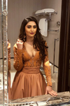 krystle-dsouza-long-sleeves-prom-dress-bombay-times-fashion-week-2018-2