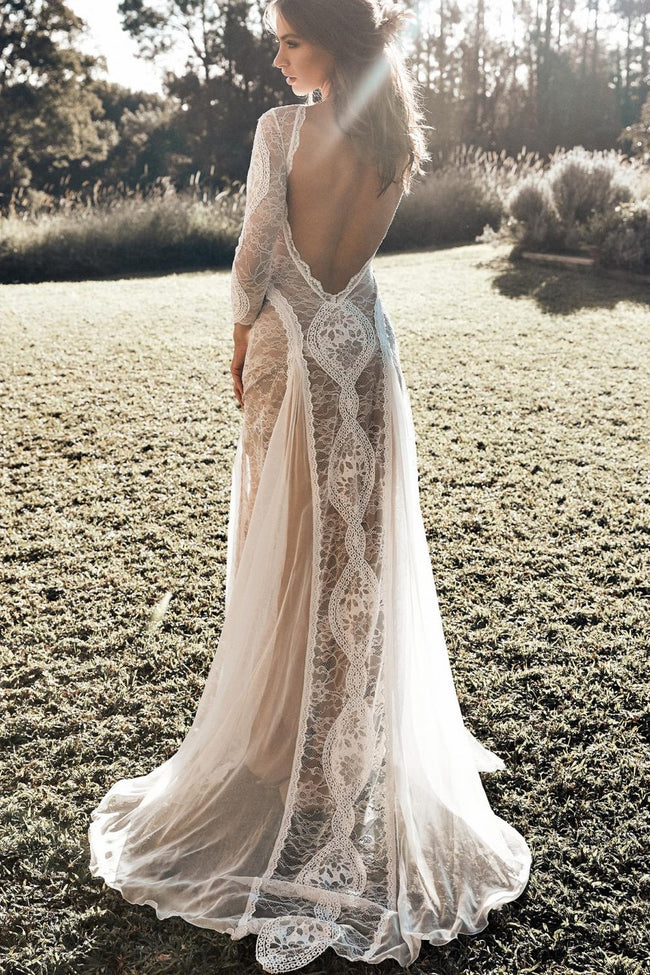 lace-long-sleeves-boho-wedding-dresses-with-open-back-1
