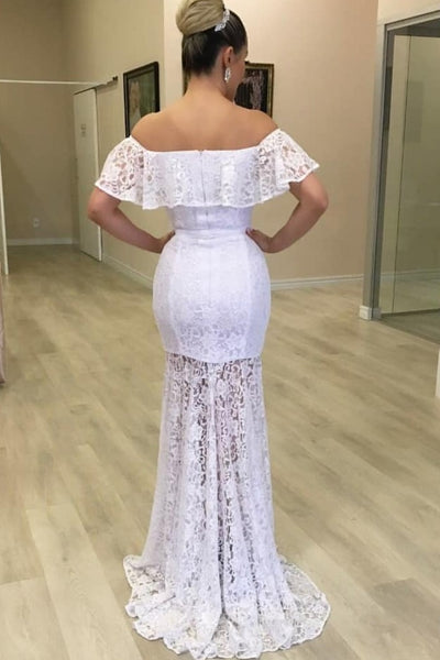 lace-off-the-shoulder-white-bridal-gown-with-sheer-skirt-1