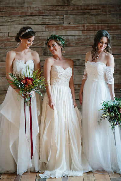 lace-tulle-boho-off-the-shoulder-wedding-dresses-with-buttons-down-back-1