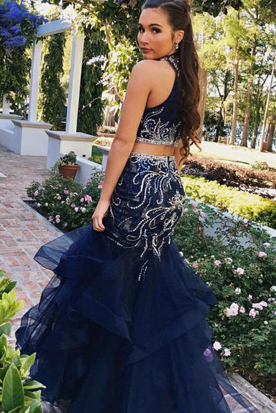 lavish-rhinestones-two-piece-mermaid-prom-dresses-with-tulle-skirt-1