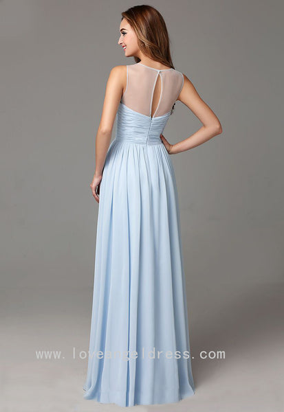 light-blue-chiffon-long-bridesmaid-dresses-sleeveless-1