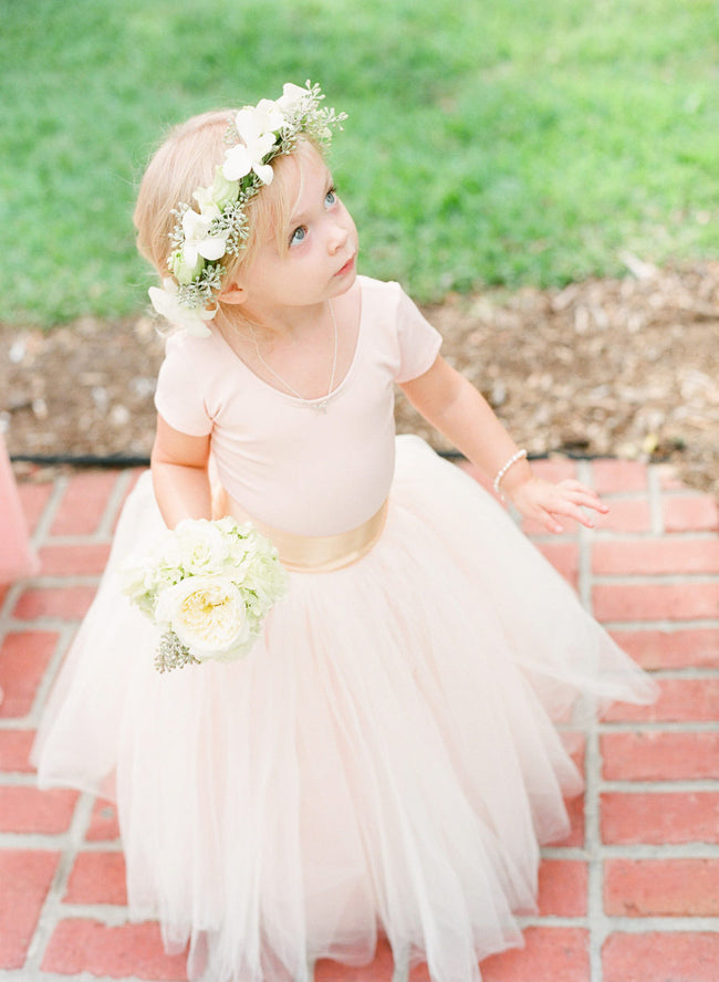 light-pink-tulle-skirt-flower-girl-dresses-with-sleeves-1