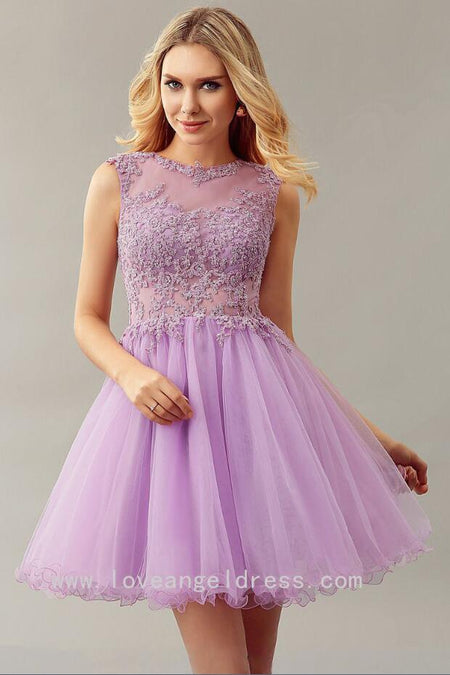 Plunging Velvet Homecoming Dress with Tulle Skirt Vestido de coctail