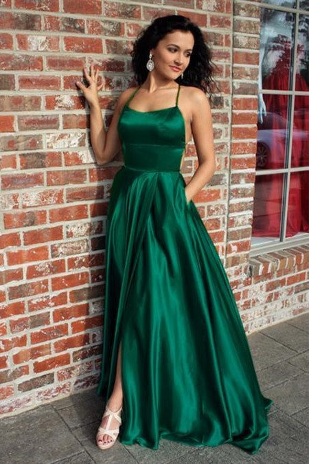 90fa3ffad9d1 long-green-prom-evening-dress-with-lace-up-