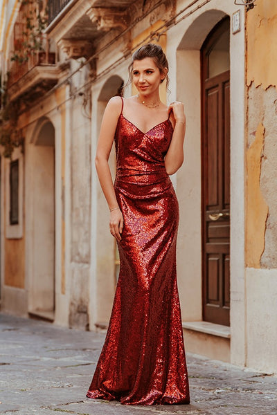 long-red-sequin-evening-dresses-elegant-women-gown