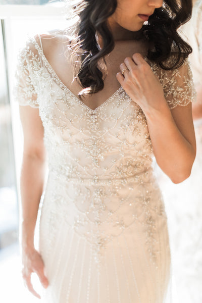 crystals-wedding-dresses-with-short-sleeves