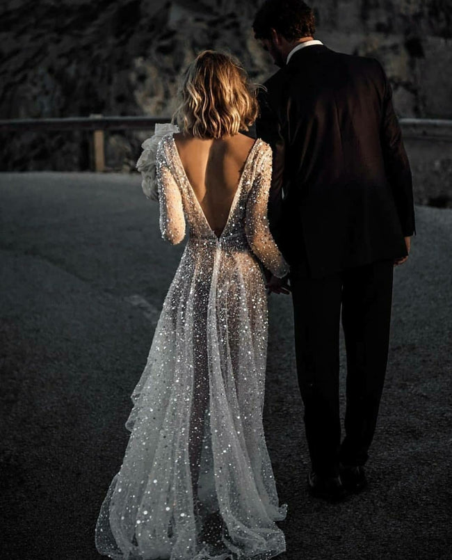 luxury-rhinestones-wedding-dress-with-illusion-long-sleeves-1