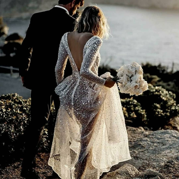 luxury-rhinestones-wedding-dress-with-illusion-long-sleeves-2