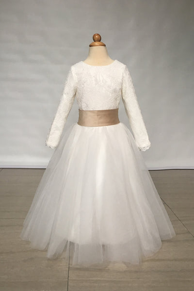 lvory-lace-long-sleeve-flower-girl-dress-with-belt