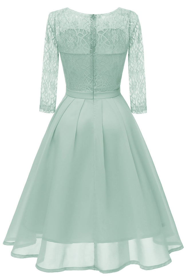mint-green-chiffon-lace-wedding-party-dress-with-sleeves-1