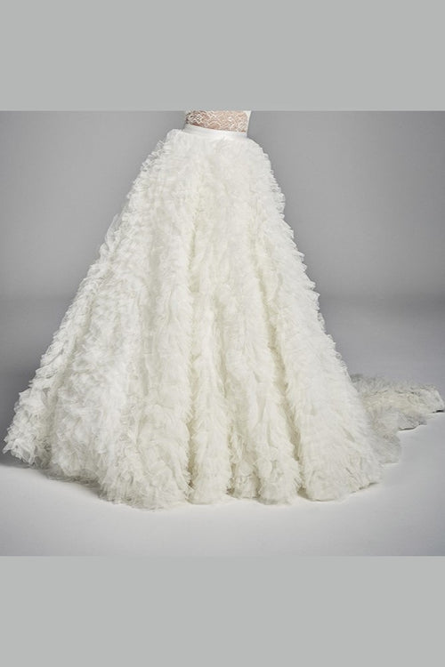 multi-layered-ruffles-tulle-wedding-skirt-removable-train-for-dress