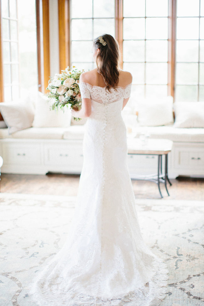 off-the-shoulder-floral-lace-wedding-gown-with-sweep-train-1