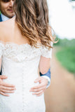 off-the-shoulder-floral-lace-wedding-gown-with-sweep-train-2