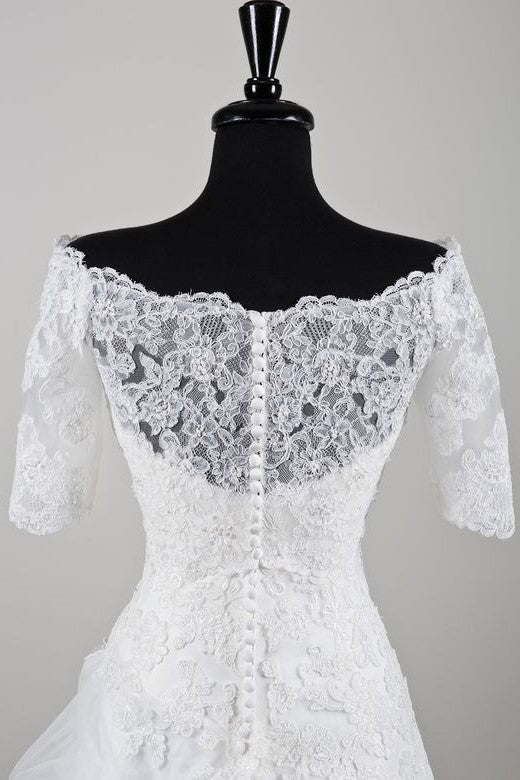 off-the-shoulder-lace-bridal-bolero-with-sleeves-1