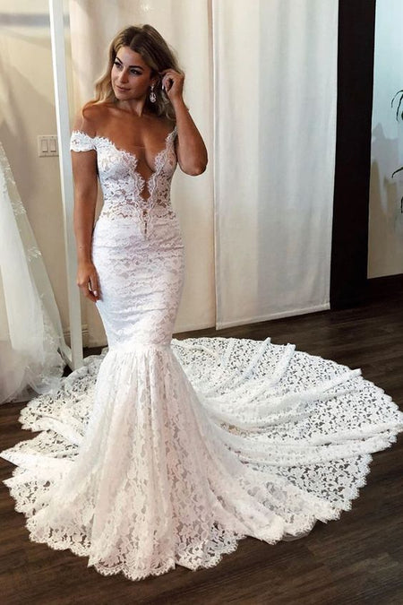 Dusty Color Tulle Wedding Dresses with Jewelry Bustier