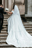 off-the-shoulder-satin-ball-gown-wedding-dress-with-beaded-appliques-train-1