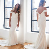 off-the-shoulder-spandex-simple-ivory-wedding-gown-vestido-de-novia-1