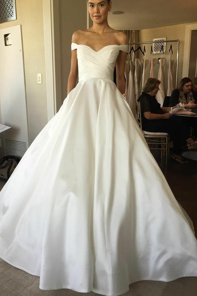 off-the-shoulder-sweetheart-satin-simple-bridal-gown-2018