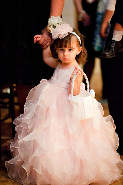 organza-ruffles-satin-pink-flower-girl-dress-ball-gown