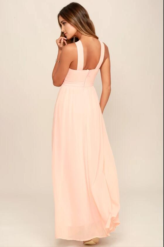 peach-chiffon-bridesmaid-dresses-long-maxi-dress-1