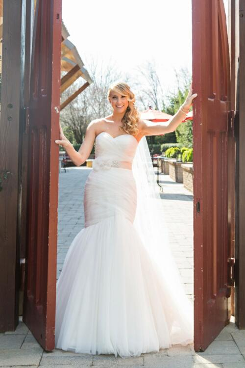 bbb174c9b6c pleated-sweetheart-mermaid-wedding-dress-with-tulle-skirt