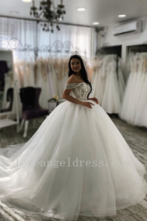 princess-rhinestones-ball-gown-wedding-dress-off-the-shoulder