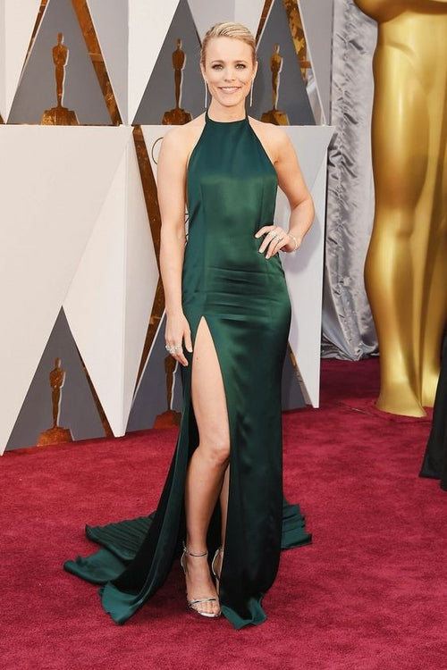 rachel-mcadams-green-celebrity-dress-at-the-88th-annual-academy-awards